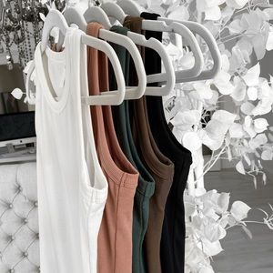 ekattire Tops - 🔃HARLEY— in White